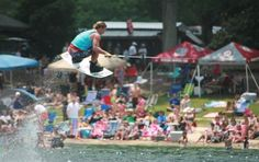 Memorial Day Weekend Festival in Callaway Gardens, Pine Mountain, GA.