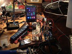 iAqua: My Touch Interface Aquarium Controller (Arduino) - The Planted Tank Forum
