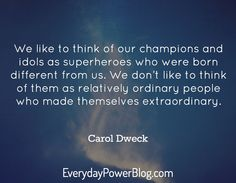 Carol Dweck Quotes About A Growth Mindset 26 …