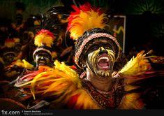 Festival Spirit in Philippines