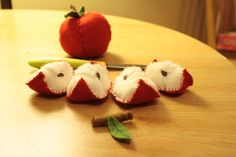 Playing with your food!: Apples, a tutorial