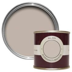 Test out your favourite Farrow & Ball colours at home – this sample pot covers up to per on average. Farrow Ball, Blackened Farrow And Ball, Cinder Rose Farrow And Ball, Jacuzzi, Teresas Green, Farrow And Ball Living Room, Farrow And Ball Lamp Room Grey, Skimming Stone, Arquitetura