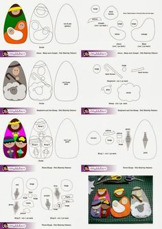 ARTESANATO COM QUIANE - Paps,Moldes,E.V.A,Feltro,Costuras,Fofuchas 3D: 28 moldes que você precisa ter