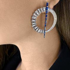 High Jewelry, Jewellery, Historian, Gemstone Earrings, Women's Accessories, Washer Necklace, Chokers, Rain, Snow