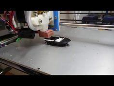 Printing dual color benchy