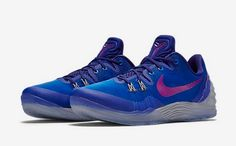 big sale 29f65 94b82 NIKE ZOOM KOBE VENOMENON 5 EP SOAR BLUE PURPLE 815757 454 US147.00 Nike  Zoom,