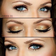 {#Eyemakeup Inspiration} @powderincmakeup sparkled client's eyes with our pre-set (cluster) eyelash extensions. ShopEyemimo.com/eyelashextensions