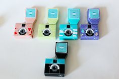 Paper Camera - Paper Camera PDF 5 designs! on Etsy, R$12,05