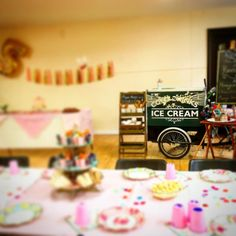 Two birthday parties today. Here's the first one. #Eton #Windsor #party #5thbirthday #icecream #icecreambike #icecreamtricycle #partyinspo #prettyinpink 5th Birthday, Birthday Parties, Icecream, Windsor, Pretty In Pink, Special Events, Plum, Party, Food