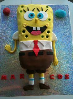 Sponge Bob Square Pants/ Tarta Bob Esponja