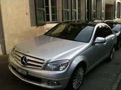 Mercedes C300 Avantgarde 2007