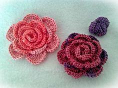 Mirtusz : Örökszép-virág - Nőnapra (is)    horgolt rózsa Crochet Earrings, Floral, Flowers, Jewelry, Florals, Jewlery, Jewels, Jewerly, Jewelery