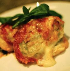 Scrumpdillyicious: Baked Spinach and Ricotta Malfatti