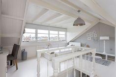 Jaren30woningen.nl | Inspiratie voor de zolder van een #jaren30 woning