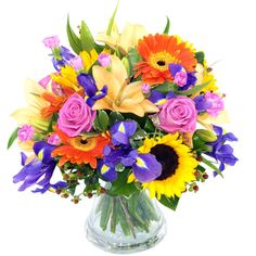 Burst of Summer from Clare Florist, beautiful