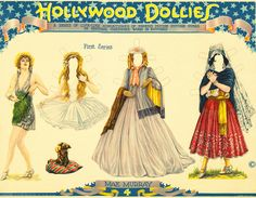 Hollywood Dollies — Mae Murray