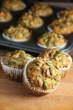 Healthy and great tasting? Try these yummy Morning Glory Muffins