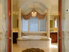 second to tub in the shower idea :)