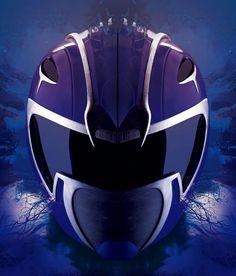 Power Rangers HyperForce | Blue Oceanus Serpent Ranger Helmet Design #∆∆shani