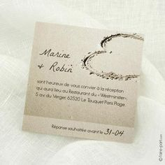 faire part mariage mer ocean mariage pinterest invitation ideas. Black Bedroom Furniture Sets. Home Design Ideas