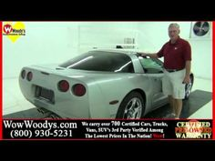 Vehicle Profile: Learn all about the used 1997 Chevrolet Corvette video walk around at WowWoodys