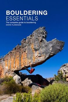 Front cover of Bouldering Essentials, 149 kb