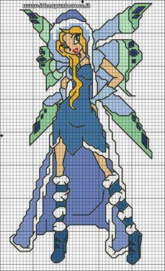 modele tricot winx