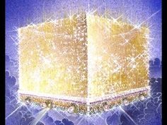 Revelation 22 (Summarized) Video - New Jerusalem (Armageddon News) Songs - The Resistance, Beyond Limits, King Drum (Brand X) More Bible chapters . Mercy Seat, Redeeming Love, Heaven Art, Bible Topics, New Jerusalem, Science Words, City Of God, Bible Illustrations, Love Garden