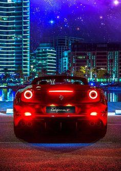 Ferrari California T- #LadyLuxuryDesigns
