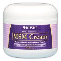 Msm cream acne