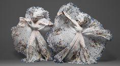 Невероятная комбинация энтомологии и воздушных дизайнерских тканей от «Alexander McQueen & Damien Hirst Scarf Collaboration| A Film» с калейдоскопическим мотивом!Феноменальная легкость коллекции  безмолвно поглощает и приковывает внимание лю...