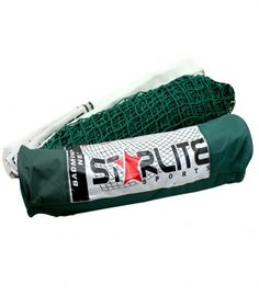 Badminton Net Color Availability :Green Size : Standard  Type :Sports