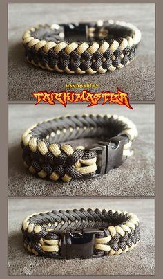Two Color Sanctified - Paracord Bracelet