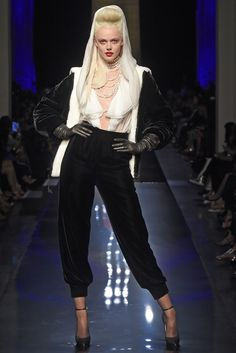 Jean Paul Gaultier Couture Fall 2014 - Slideshow
