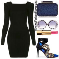 The Fashion Slave  Dress: Miss Selfridge Shoes: Nicholas Kirkwood Sunglasses: Cutler and Gross Lipstick: Chanel