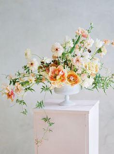 Romantic Spring Wedding Bouquet Ideas