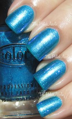 "Color Club ""Sky High"" (Summer 2012 Take Wing Collection)"