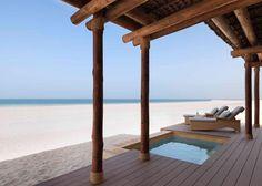 Sir Bani Yas Island - Antantara - One Bedroom Pool Villa
