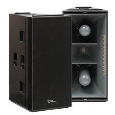 Subwoofer Box Design, Speaker Box Design, Subwoofer Speaker, High End Speakers, Wooden Tool Boxes, Speaker Plans, Wall Of Sound, Dj Equipment, Vintage Records
