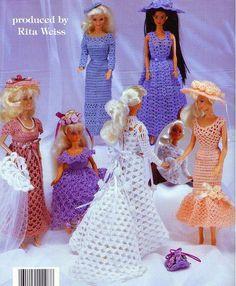 Barbie - Jarmila Walterová - Picasa Web Albums - free pattern