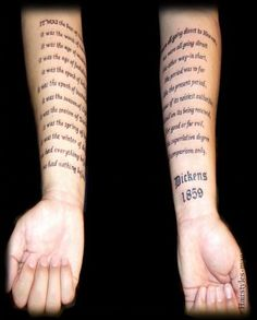 Not to this extent but a general idea for one arm. text tattoo arm tattoo art and design