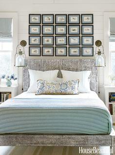 coastal bedroom   Tammy Connor Interior Design