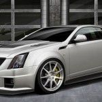 2012 Hennessey Twin Turbo V1000 CTS-V Coupe