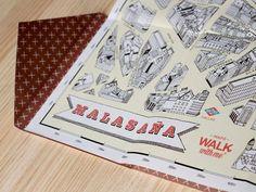 Pocket Guide: Malasaña,Madrid. Walk with me, Studio.