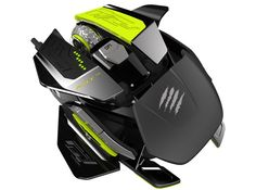 Mad Catz R.A.T. PROX And PRO S Gaming Mice Now Shipping - Mad Catz has today announced the launch of its new R.A.T. PRO S tournament grade gaming mouse and R.A.T. PROX gaming mouse which has started shipping this week priced at $200.