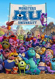 Watch Monsters University Movie Streamming in HD | Watch Movie online in HD and TV Show Free