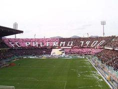 Palermo soccer stadium, my home team was one of the first ever created, in 1900 !!