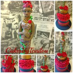 Team Red Collaboration :-)  - Cake by CakesByTonilou