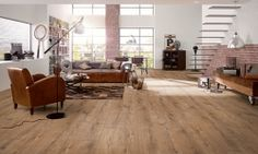 EGGER flooring brings high quality and appealing design. All our floor coverings are made from wood: laminate, comfort flooring, design flooring. Laminate Flooring, Hardwood Floors, Egger Laminat, Modernism, Entryway Tables, Home Appliances, Furniture, Vintage, Design