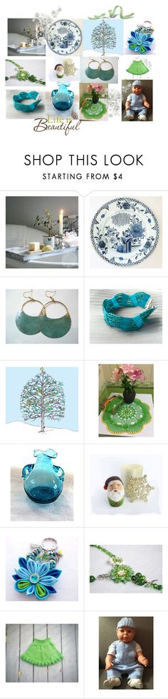 """""""Life is Beautiful"""" by cozeequilts ❤ liked on Polyvore featuring Wall Pops! and rustic"""
